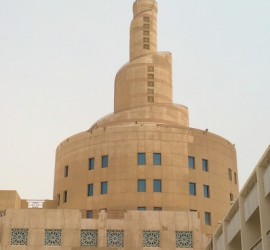 Al Fanar Masjid And Islamic Community Centre, Doha. Qatar, DOH, QR_www.zaeemmirza.com